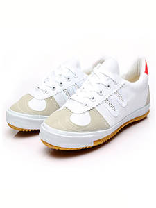 USHINE Shoes New Male EU36-47 Sneakers Taichi Kungfu Martial-Arts Cooperation Classic