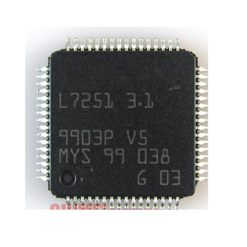 1Pcs SMOOTH L7251 3.1 TQFP64