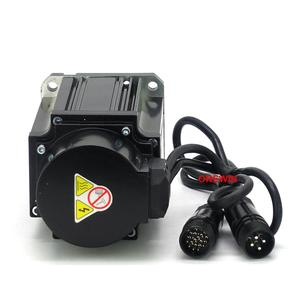 Image 3 - 90ST M02430 750W 220V AC servo motor driver kit 3000rpm 2.4N.m match driver permanent magnet