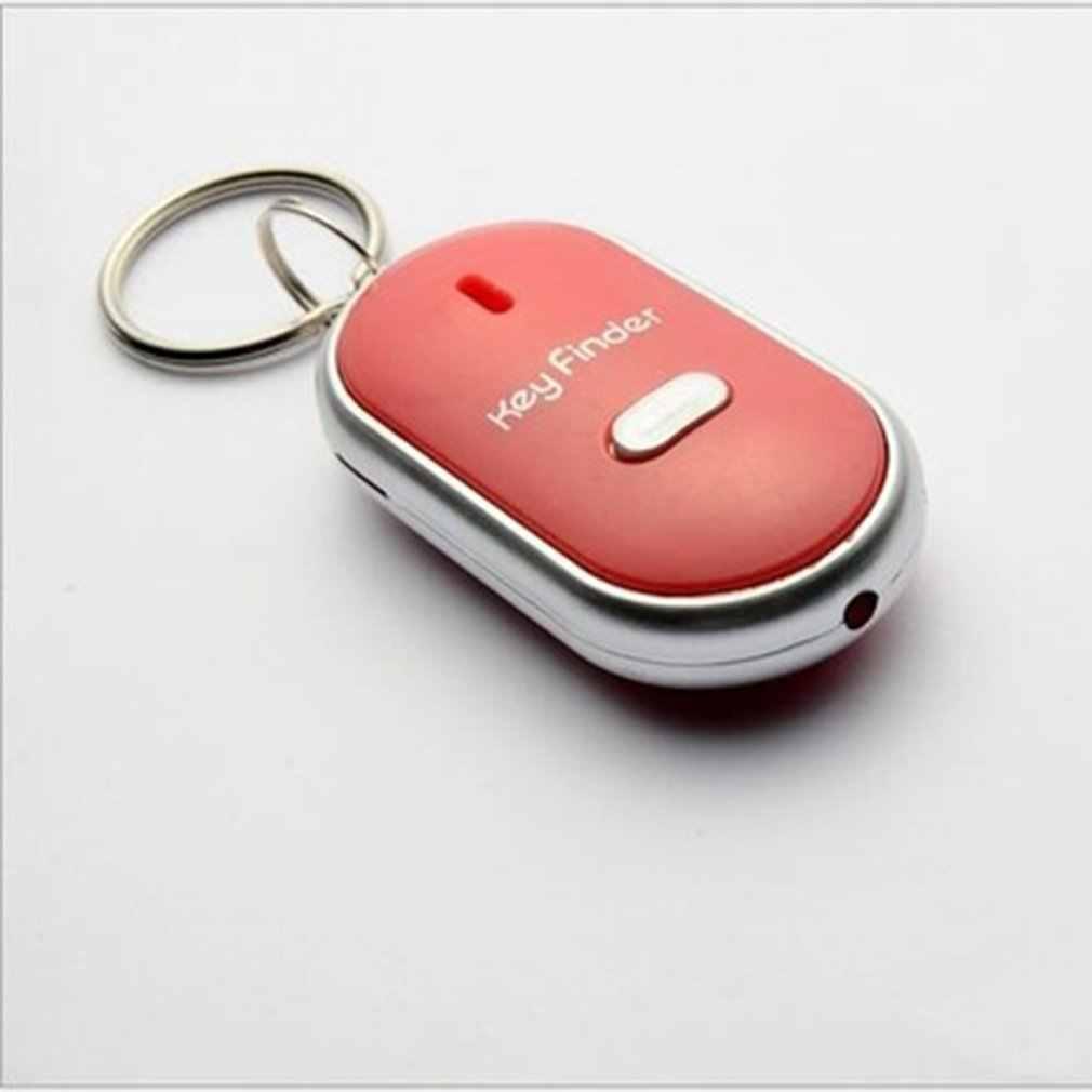Мини-брелок для ключей от потери, мигающий звуковой сигнал, удаленная Детская сумка для ключей, кошелек, локаторы, Детская сигнализация, напоминание, Прямая поставка