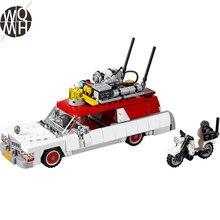 NEW 603 Pcs 83040 Creative Aliens Speciale-Vormige Alien Educatief Bouwstenen Bricks Model Kerst Cadeau Voor Kinderen