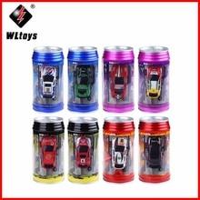 Wltoys 2015-1A High Speed Coke Can Remote Control Mini Radio Racing Cola Car Controle Remoto Electronic Kid's Toys Random Color цена