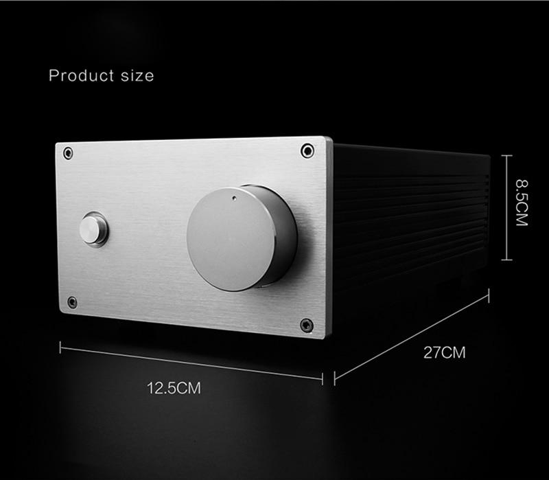 1875 amplificador de áudio desktop digital 2.0