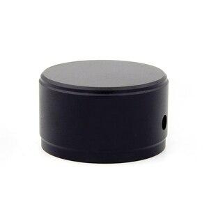 Image 2 - HIFI 오디오 앰프 알루미늄 볼륨 손잡이 1pcs 직경 38mm 높이 22mm 증폭기 전위차계 손잡이