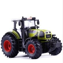 1: 32 ciągnik stopowy model farm mechaniczna zabawka symulacyjna ciągnik dziecięcy prezent urodzinowy