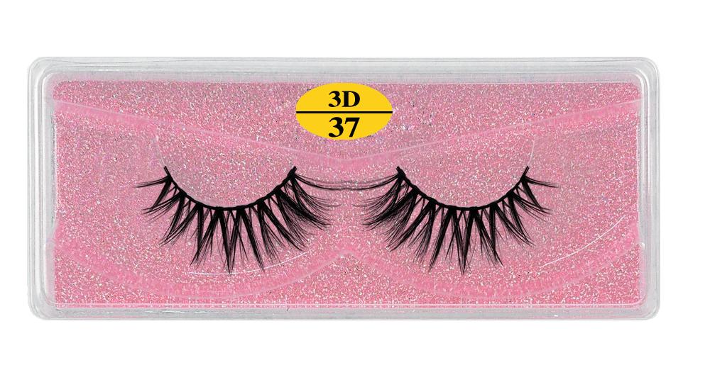 H1e740e48a7ec4cceaae1be484f6fb989y - MB Eyelashes Wholesale 40/50/100/200pcs 6D Mink Lashes Natural False Eyelashes Long Set faux cils Bulk Makeup wholesale lashes