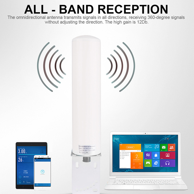Купить 4g lte антенна 3g внешняя антенна с 5 м двойной слайдер crc9/ts9/sma картинки цена