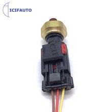 Yağ basınç anahtarı sensörü konnektörü ile Chrysler için Dodge Jeep Cherokee Grand Cherokee Liberty Wrangler 2.4 2.5 2.7L 2.8L