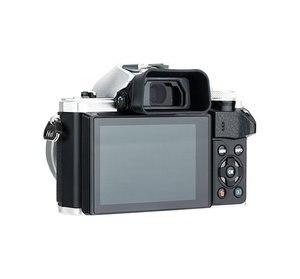 Image 4 - Longue caméra en Silicone souple, oculaire, viseur, pour Olympus Mark III Mark III Mark II Mark II