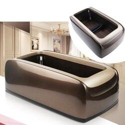 Auto Shoe Cover Dispenser Hands-free Shoe Cover Apparatus for Hospital Home