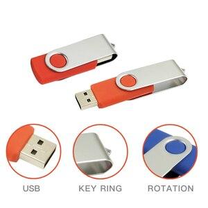 Usb Flashdrive USB 2,0 Pen Drive 1 gb 2gb 4gb 8gb 16gb 32gb 128mb memoria Pendrive Stick de alta velocidad Flash envío gratis logotipo personalizado