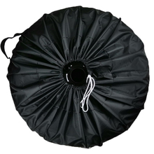 Universal Car Spare Tire Cover Oxford Cloth S/L Tires Storage Bag With Drawstring Dustproof Waterproof Auto Wheel Protector