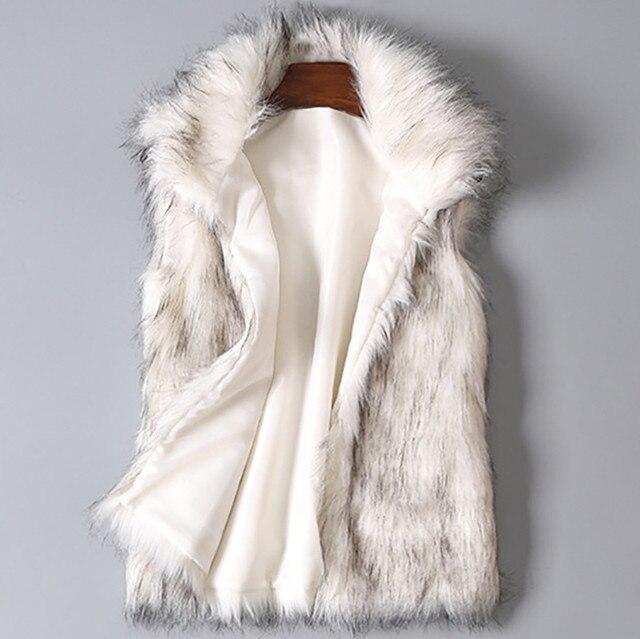 Female Vests Women Arctic Fleece Fur Winter Autumn Slim Striped Crew Neck Long Sleeve Soft Short Lady Blouse Coat Outwear #45 1