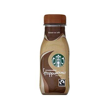 Starbucks Frappuccino Café 25cl (pack de 8)