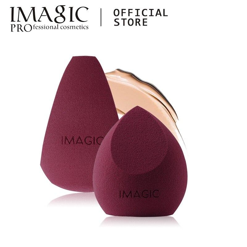 IMAGIC основа для макияжа Губка для макияжа слоеная губка гладкая основа для лица крем консилер инструменты для красоты
