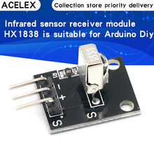 3pin KY-022 TL1838 VS1838B HX1838 Universal IR Infrarot Sensor Empfänger Modul für Arduino Diy Starter Kit