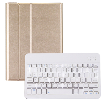 Mini Wireless Bluetooth Keyboard Smart wake/sleep Stand Case For iPad 2 3 4 Air 1 2 Mini 1 2 3 4 New 2017 2018 Pro 9.7 10.5 inch