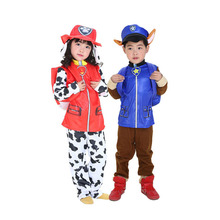 Anime Dog Marshall Cheas Cosplay Costume Children Kid Dog Ca
