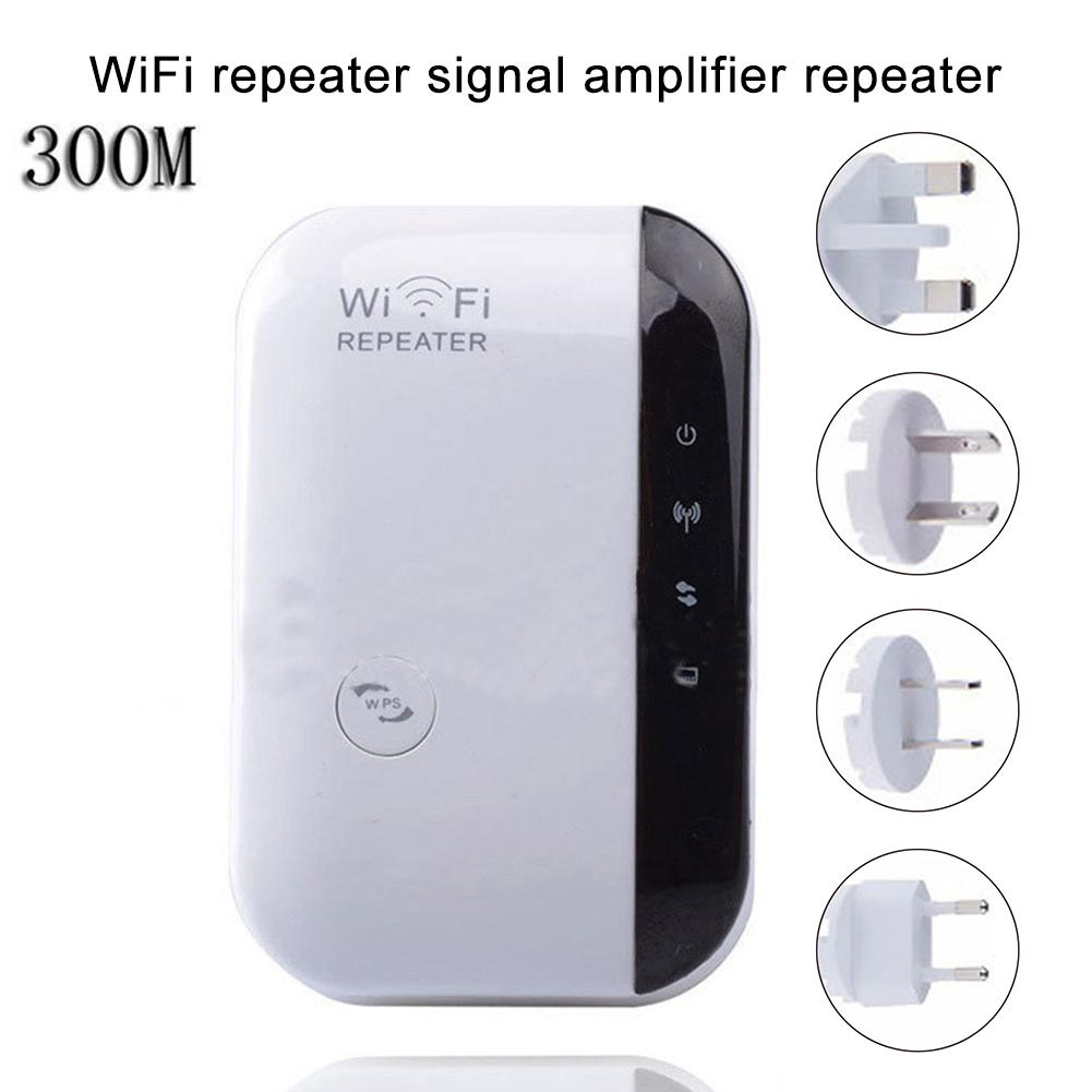 300Mbps Wireless WiFi Repeater Wifi Extender WiFi Amplifier 802.11N Wi Fi Signal Booster Long Range Repiter WiFi Router роутер