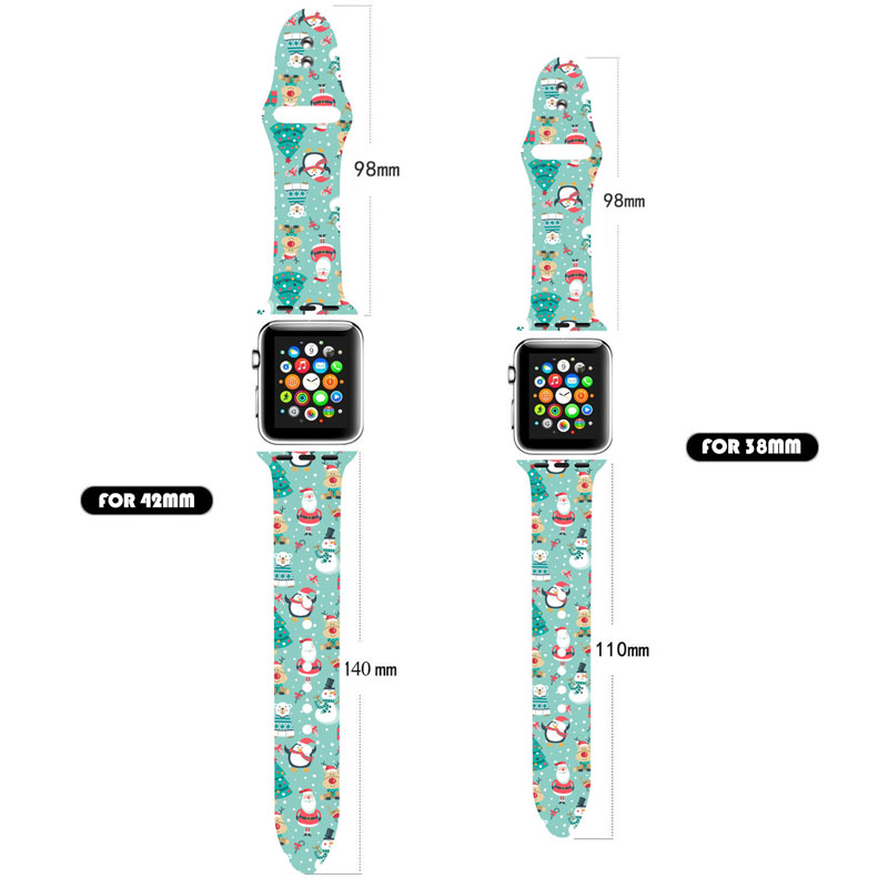 Cartoon Band for Apple Watch 24