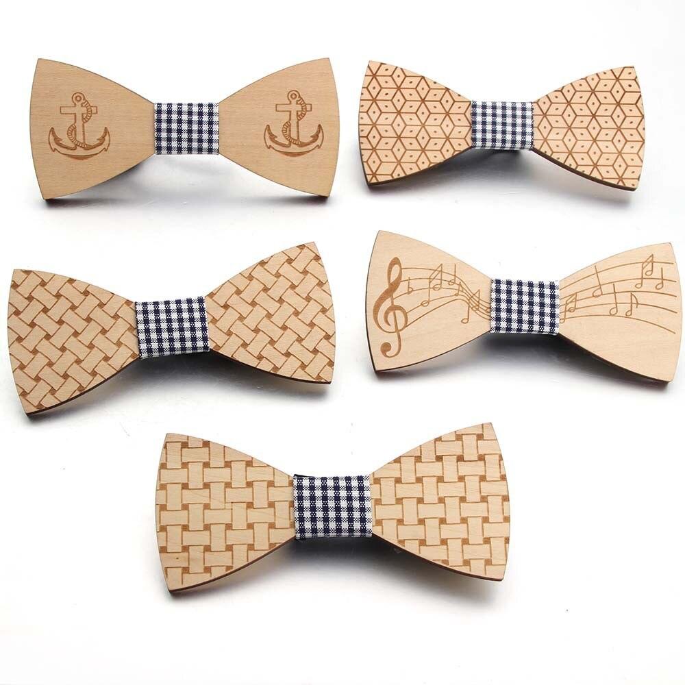 Creative Men Ties  Skinny Ties  Wooden Bow Tie Handmade Mens Gifts  Gift For Men  Rhinestone Bow Ties