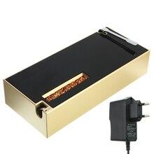 自動電気タバコ圧延機 8 ミリメートルパイプタバコメーカーローラータバコ充填機喫煙diyツールeuプラグ