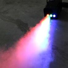 Hot Koop Led Rgb Gemengde 500W Rookmachine Draadloze Controle Rookmachine Rook Generator Professionele Podium Auto Party Bars fogger