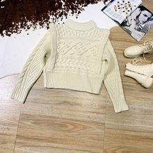 Новинка, женская мода, длинный рукав, сексуальный, Повседневный, ламинированный, поддельный, 2 части, Ретро стиль, половина, водолазка, свитер, 1119
