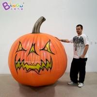 Customized 10 feet inflatable halloween pumpkin / halloween decoration pumpkins toys