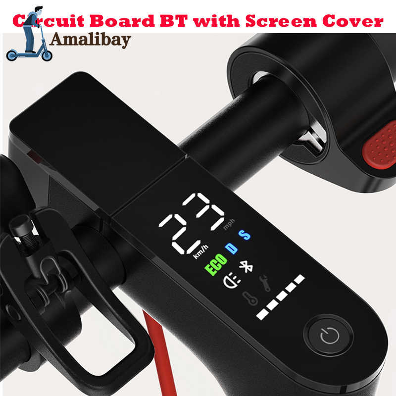 Electric Scooter Dashboard Display For Xiaomi M365 Pro Circuit Board for Xiaomi M365 & M365 Pro Scooter Bt Board M365 Part