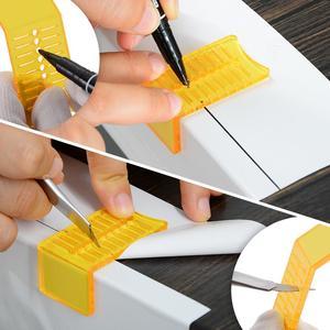 Image 3 - FOSHIO Xe Bọc Đường PPF Scrapers Vincy Gói Dụng Cụ Micro Vắt Sợi Carbon Dán Cửa Sổ Tint Phim Lắp Đặt Phụ Kiện