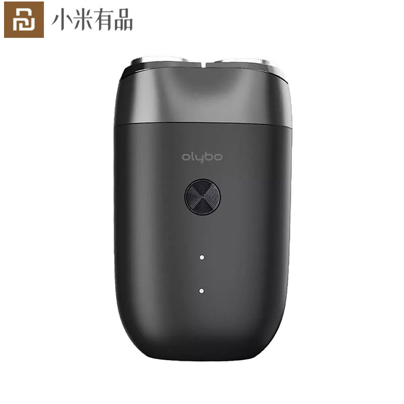 Xiaomi Mijia Olybo A1 Double Head Electric Shaver USB Type C Quick Charging IPX7 Waterproof With Travel Lock|Smart Remote Control| - AliExpress