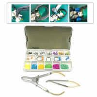1 Kit d'intro de matrice sectionnelle dentaire produit de dentiste kit A2