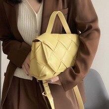 Handbag Shoulder-Bag Crossbody Luxury Designer Top-Handle Plaided Trend Female Women