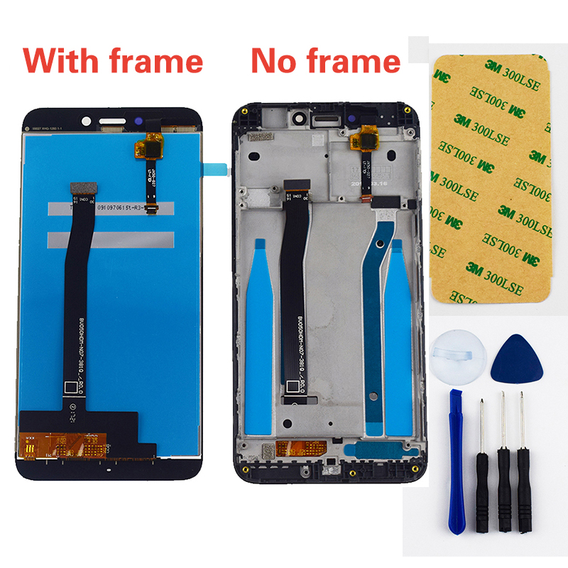 For Xiaomi Redmi 4X LCD Display Panel Screen Redmi 4X LCD Touch Screen Digitizer Assembly For Redmi 4X LCD Replacement