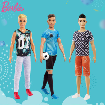 Original Ken Barbie Doll Fashionistas Dolls Toys Girls Ken Clothes for Ken Doll Barbie Accessories Toys for Girls ken segall insanely simple