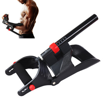 T Adjustable Power Hand Grip Arm Trainer Adjustable Forearm Hand Wrist Exercises Trainer Strengthener Grip Bodybuilding Fitness 1
