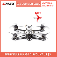 Gift Official EMAX Tinyhawk Freestyle 115mm F411 2S 1103 7000KV Brushless Motor 2.5Inch Fpv Racing Drone BNF