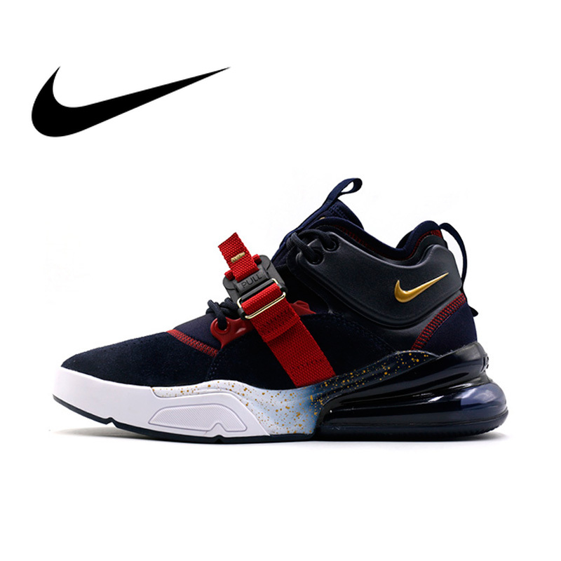 Original authentic Nike Air Force 270 men's running shoes breathable sports shoes footwear new products AH6772-400