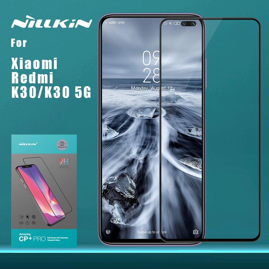 Стекло Nillkin для Xiaomi Redmi K30 5G K20 Pro 7A Note 8 Pro, полное покрытие, закаленное стекло для Xiaomi Mi 9T Pro A3 CC9 Mix 3, стекло