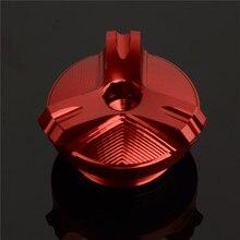 CNC زيت المحرك حشو كاب التوصيل لياماها R1 R3 R6 R25 FZ1 FZ6 FZS1000 FAZER MT07 FZ07 TDM850 MT03 MT25 FJR1300 XJ900 FZ6R V MAX