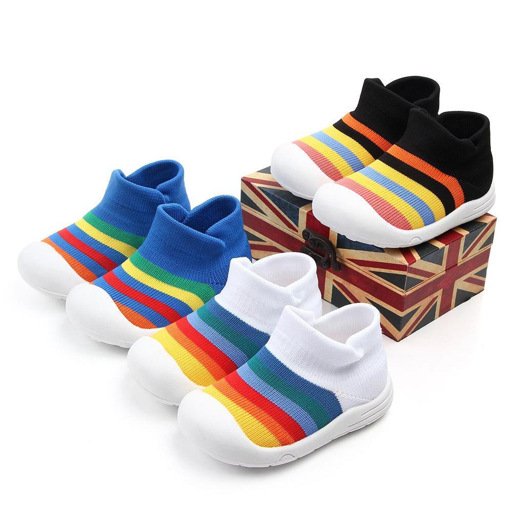Toddler Infant Baby Girls Boys Colorful Mesh Soft Sole Sport Shoes Sneakers Sandalia Infantil Toddler Children Tennis Shoes