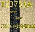 5 шт. TPS23753A TPS23753APWR T23753A TSSOP - 14 инкапсулированный Новый и оригинальный