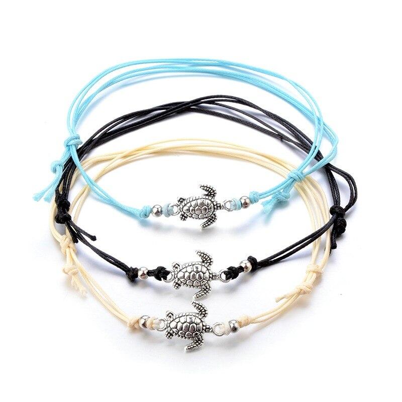 Sea Turtle Charm Bracelet 2