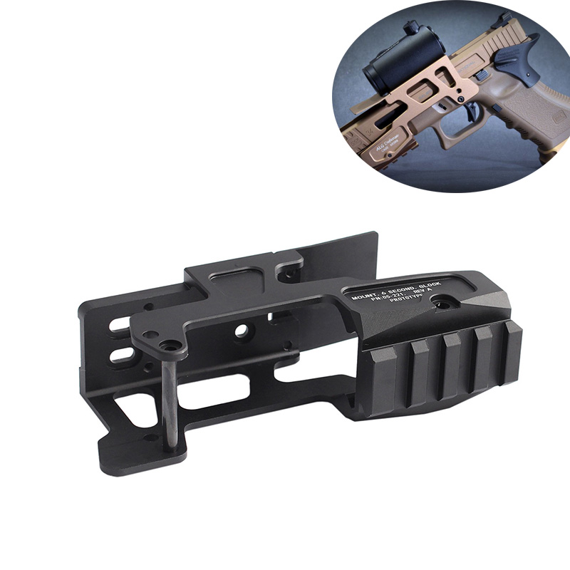 Alg защитное крепление оптика для t1 t2 rmr fit airsoft pistol