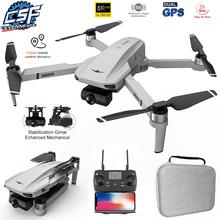 2021 nowy KF102 Drone 8k bezszczotkowy silnik 6K kamera HD GPS profesjonalna transmisja obrazu składany Quadcopter VS SG906 MAX KF101 tanie tanio CEVENNESFE CN (pochodzenie) 1200M 4K UHD 6K UHD Mode2 6 kanałów 4-6y 7-12y 12 + y Batteries Operating Instructions Charger