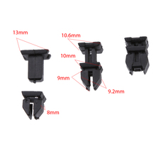 Replacement  Retainer Fastener Clip For Mercedes W124 R129 W140 W202 Pack Of 30