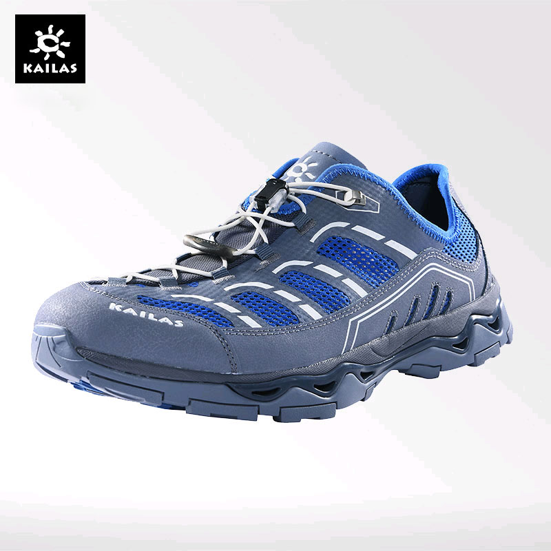 KAILAS Super Quality Men Off-road Running Wading Shoes MALES Countrycross Marathon Racing Shoes MENS Training Aquo Sneakers