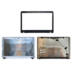 FOR Sony Vaio SVE151G11M SVE151J11M SVE151D11M SVE151 SVE1511B1EB TOP LCD back cover/LCD front Bezel