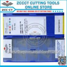 50Pcs Zcc TNMG160408 Pm YBC252 Tnmg 160408 Pm Zccct Gecementeerde Carbide Cnc Inserts TNMG160408 PM Snijgereedschappen Snijder